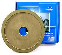 Круг алмазный шлифовальный тарельчатый конический 12А2-20 125х16х2х6х32 АС6(Износ.-) 125/100 100% B2-01