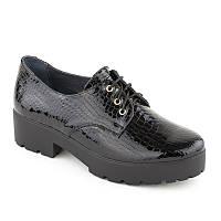 Женские ботинки на тракторной подошве 37,38,39