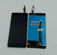 Оригинальный дисплей (модуль) + тачскрин (сенсор) для Xiaomi Redmi 4 (черный цвет)