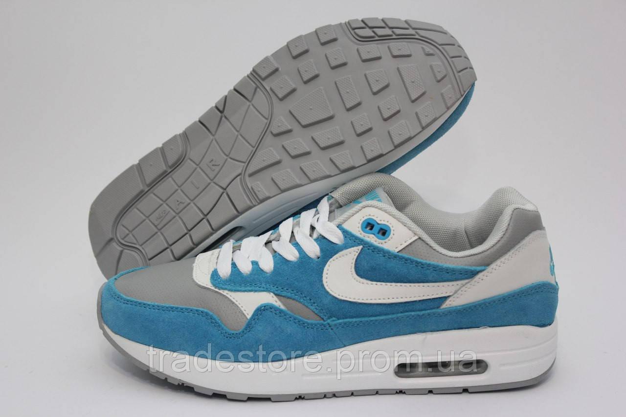 Кожаные кроссовки Nike Air Max 87   продажа, цена в Тернопільській ... 4924be7b399