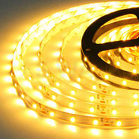 LED лента Biom 12V SMD3528 60led/m 4,8W IP65 Теплый белый