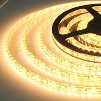 LED лента Biom 12V SMD3528 120led/m 9,6W IP65 Теплый белый