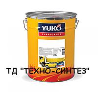 YUKO SEMISYNTHETIC 10W-40 API SL/CF Напівсинтетичне моторне масло (полусинтетика) 20л