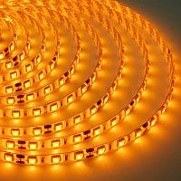 LED лента Biom 12V SMD5050 60led/m 14,4W IP65 Желтый
