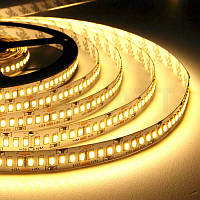 LED лента Biom 12V SMD3014 240led/m 24W IP20 Теплый белый