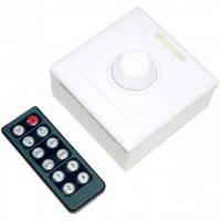 Диммер Biom 16А-IR-12 кнопок 12V 192W