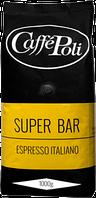 Кофе в зернах Caffe Poli Superbar 1 кг, фото 1