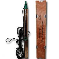 Погружной глубинный насос для скважин центробежный 70 QJD 1-50/14-0.55 H.World