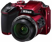 Фотокамера Nikon Coolpix B500 Red (VNA953E1)