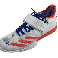 Штангетки Adidas Crazy Power (41, белые)
