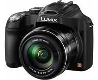 Фотокамера Panasonic LUMIX DMC-FZ72 Black
