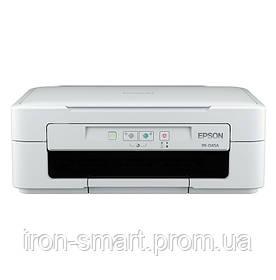 МФУ струйное цветное Epson Colorio PX-045A (B0093GWD7A), White, 2400х1200 dpi, до 6/3 стр/мин, USB + СНПЧ InkSystem + 4x100 г чернил, оригинальные