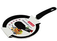 Сковорода блинная Kamille 24 см (мраморное покрытие)