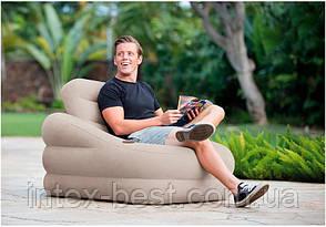 Надувное кресло Intex 68587 Accent Chair, фото 3