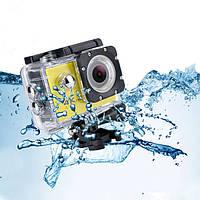 Ultra HD 4K. Экшн камера F60/F60R Ultra HD 4К, Wi-Fi, 2.0 экран, +видео регистратор, водонепроницаемый.