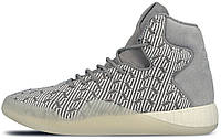 Мужские кроссовки Adidas Tubular Instinct Primeknit 'Grey Feather'