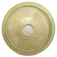 Круг алмазный шлифовальный тарельчатый конический 12А2-20 150х18х2х10х32 АС4 160/125 100% B2-01