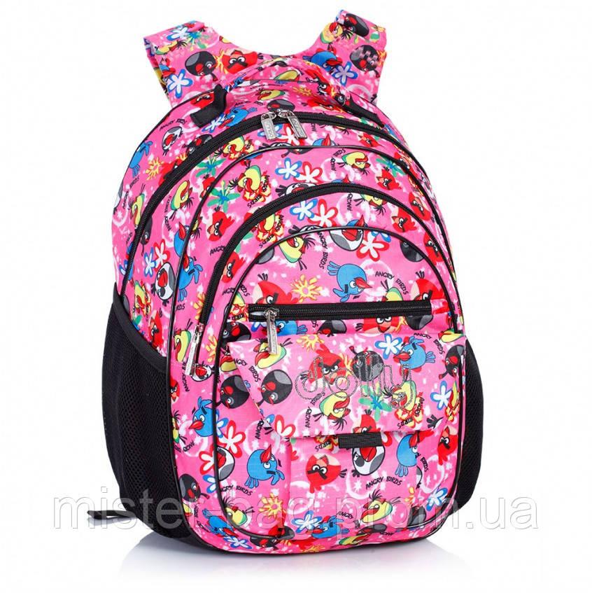 """Школьный рюкзак Angry Birds Dolly 501 - Специализированный магазин сумок """"Mr.Bag"""" в Днепре"""
