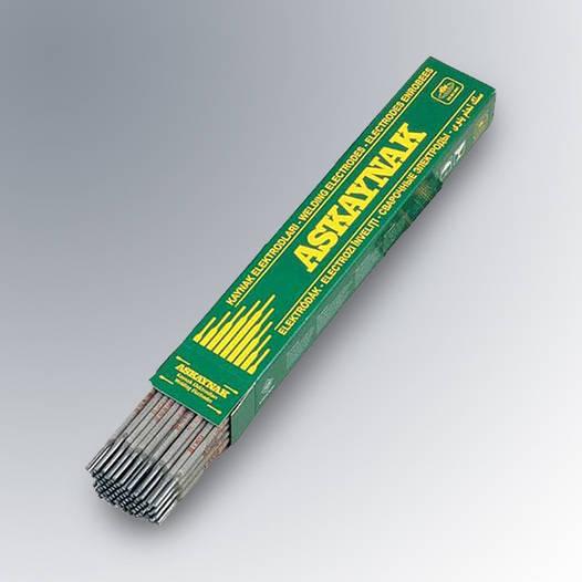Электрод для сварки меди и бронзы AS BRONZ Ф4.0 (2.5кг) Турция