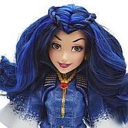 Лялька Спадкоємці Дісней Еві / Disney Descendants Villain Descendants Signature Evie, фото 3