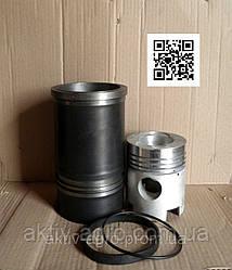 Поршнекомплект СМД-31 (гильза, поршень, упл.к)