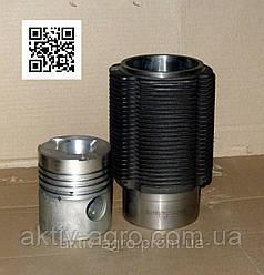 Поршнекомплект  Д-144 (цилиндр, поршень, кольца, палец, прокл)