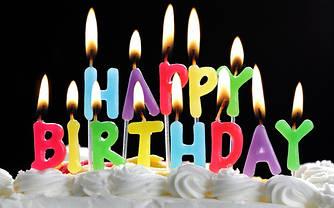 Свечи праздничные, тортовые, свечи-цифры,интерьерные свечи.