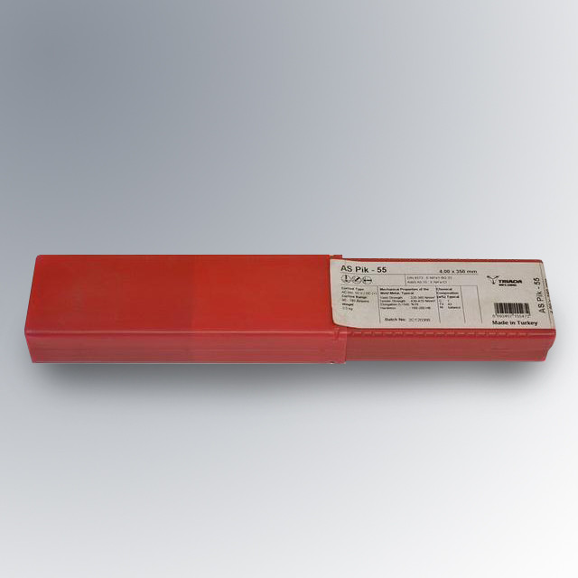 Электроды для сварки AS PIK 98 Super Ф2.5 (0,64кг) Турция