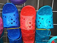 Резиновые сланци для девочек от 1 до 5 лет