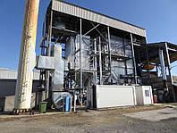 Б/У электростанция на биомассе, мощность 3.6МВт, 15,5 тон пара час, 35атм, температура 450*С