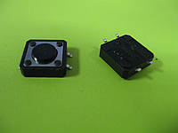 Кнопка тактовая 12x12x4,3 mm SMD 4pin