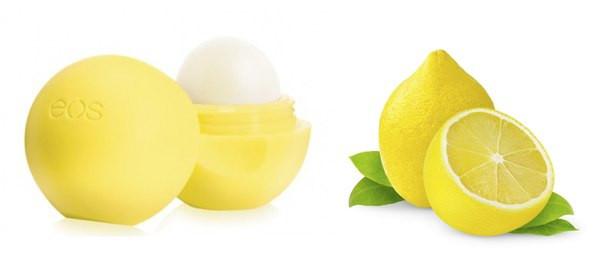 Бальзам для губ E.O.S Лимон