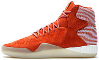 "Мужские кроссовки Adidas Tubular Instinct ""Craft Chili"" Orange"