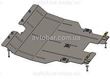 Защита двигателя Chery Tiggo 5 (c 2014 --) Кольчуга