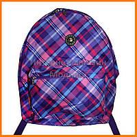 Рюкзак школьный FANTASY World, шотландка