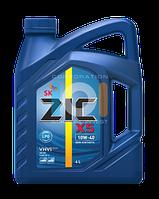 ZIC Моторное масло ZIC LPG 10W-40 4л