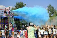 Балон з Фарбою Холі, 9 кг. (Баллон с Красокой Холи, Гулал), для фествиалів, флешмобів, фото