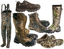 Взуття для полювання, риболовлі, туризму та активного відпочинку
