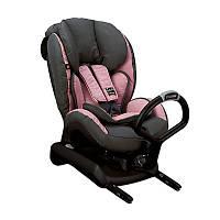 Автокресло BeSafe IZI KID ISOFIX 0-18 кг, 5 мес.-4 года, pink/grey, цвет серый c розовым (533031)