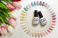 Пастельная коллекция YO! Nails