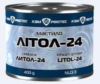 Масло Литол 24 NLGI 3 0,4 кг.