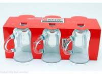 Набор чашек с ручками pasabahce 55411-6 tea coffee 145 мл 6 штук