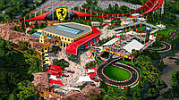 Открытие Ferrari Land в Испании - невозможно пропустить!