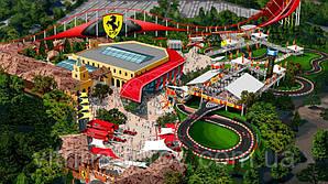 Відкриття Ferrari Land в Іспанії - неможливо пропустити!
