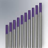 Вольфрамовый электрод E3 Ф4.0 BINZEL (фиолетовый, со смесью оксидов)