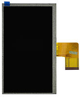 """Дисплей (LCD) 7"""" 50 pin (p/n: SL007DH121FPC-00)"""