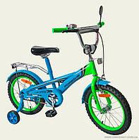 Велосипед детский двухколесный 16 дюймов