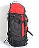 Туристический рюкзак The North Face на 80 литров (красный,синий,черный,серый,хаки), фото 3