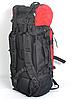 Туристический рюкзак The North Face на 80 литров (красный,синий,черный,серый,хаки), фото 4