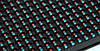 LED дисплей P10RBO, красный + голубой, 16х32см, 15W, 3A, 1024 led